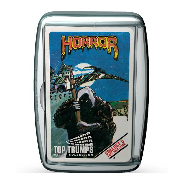 Top trumps retro collection horror 2