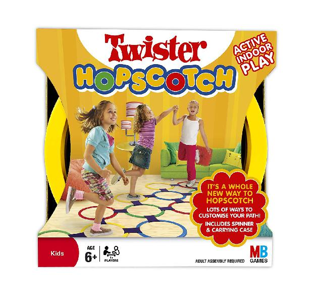 Twister hop scotch board game (parallel import)
