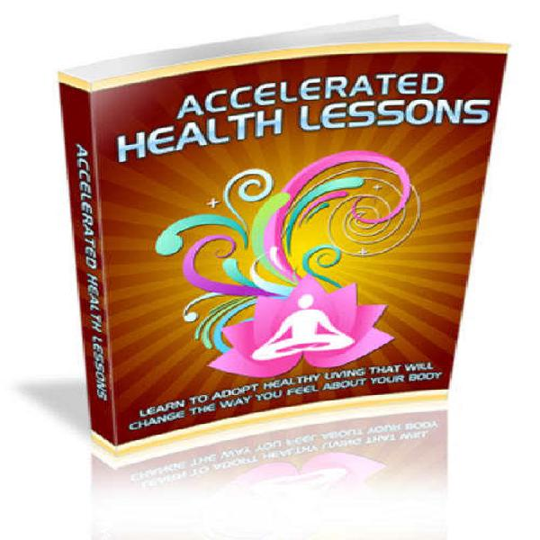 Accelerated health lessons - ebook