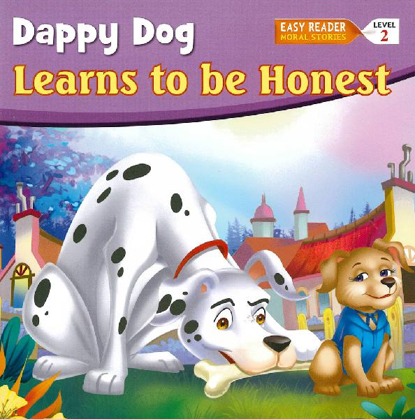 Dappy dog learns to be honest