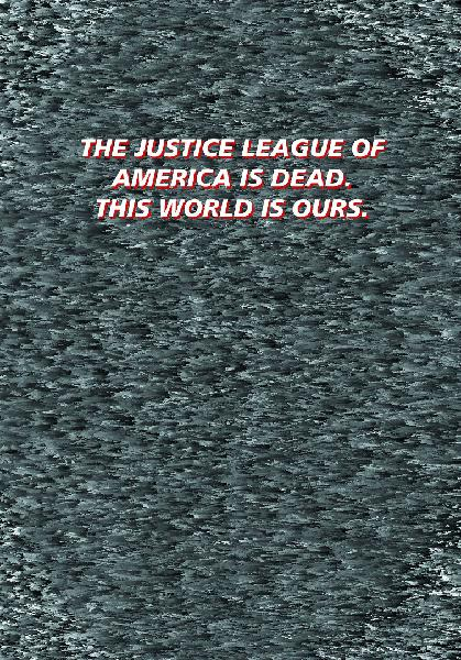 Forever Evil Justice League of America #8 - Dc Comics