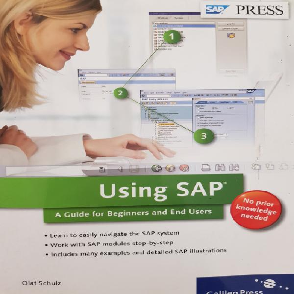 Six (6) sap hr manuals