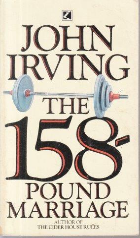 The 158-Pound Marriage - Irving, John 0.30kg
