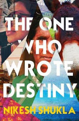 The one who wrote destiny (hardcover, main)