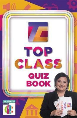 Top class quiz book (paperback)
