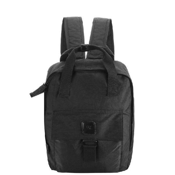 Escape nylon utility laptop backpack   black
