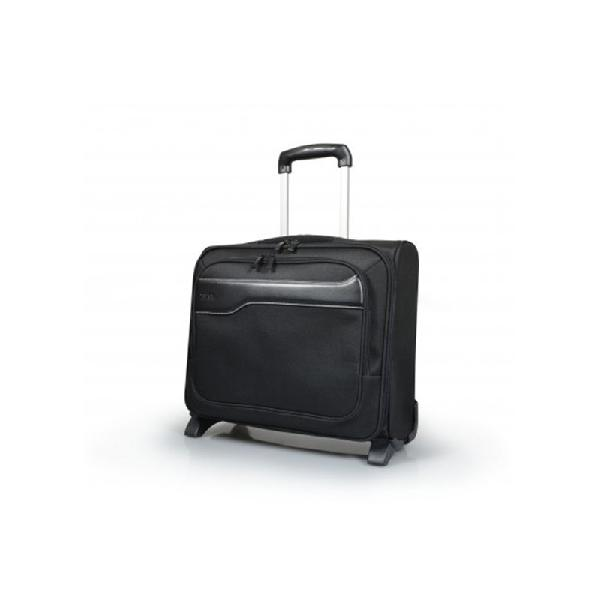 Port designs hanoi 15.6' trolley - black