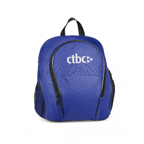 Siberia backpack cooler blue