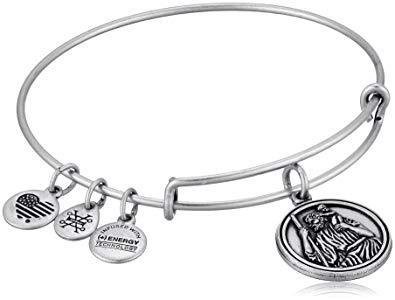Alex and ani saint christopher iii ewb bangle bracelet