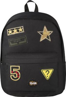 Playground Badges Boys Backpack