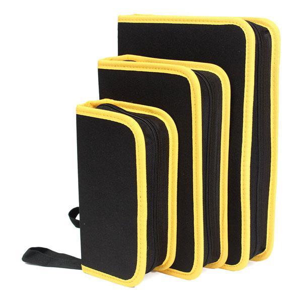 Heavy duty repair tool zip case organizer tool storage bag
