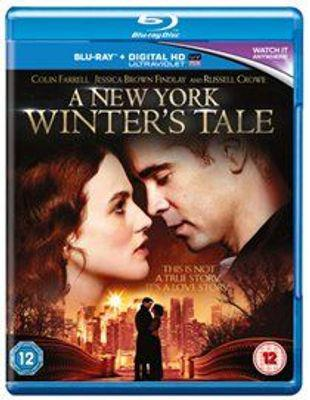 A new york winter's tale (blu-ray disc)