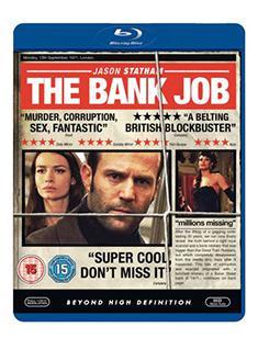 Bank job, the (blu ray)