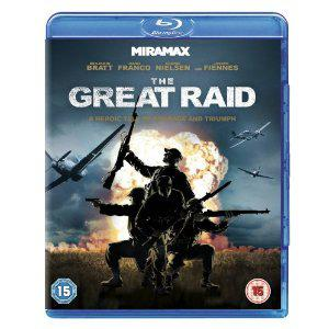 Great raid, the (blu ray) - james franco