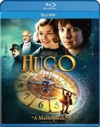 Hugo (blu ray)