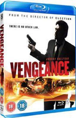 Vengeance (blu-ray disc)