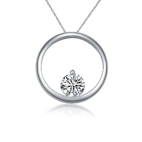 Sterling silver pendant and earring sets. - 1.15g / 1.66g /
