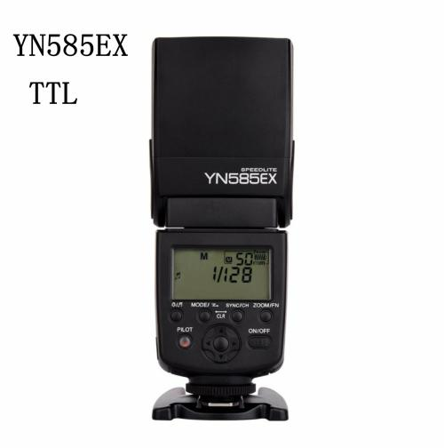 Pentax speed light /yongnuo 585 ex /ttl