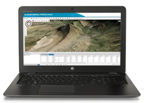 Hp zbook 15u g3 i7-6500u 8gb ram 256gb ssd 15.6'' fhd amd