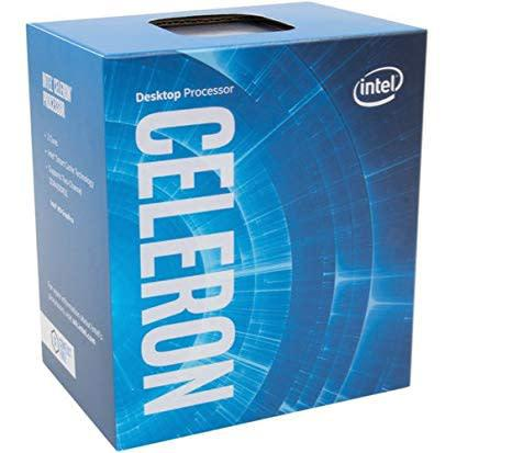 Intel® celeron g3900 2.8ghz dual core lga1151 desktop