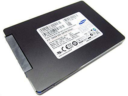 Samsung pm851 2.5'' 7mm 256gb solid state drive