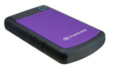 "Transcend 4tb rugged usb 3.0 2.5"" hard drive - purple - free"