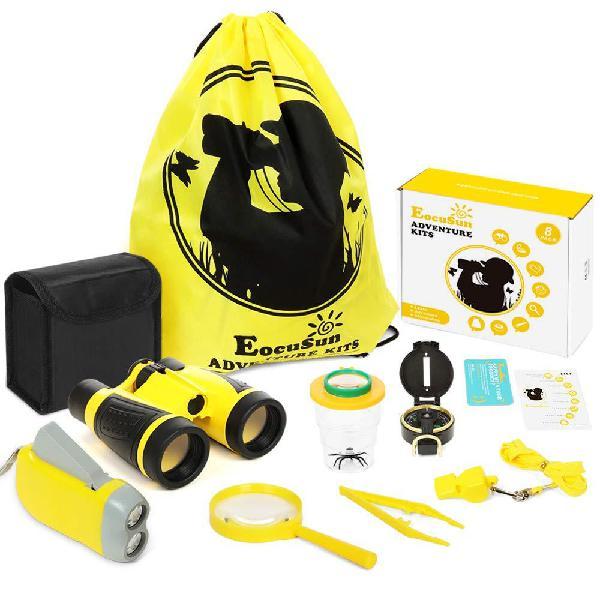 Kids adventure kit - outdoor exploration kit, educational
