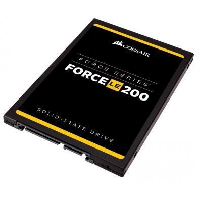 Corsair force le200 cssd-f120gble200b, 120gb solid state