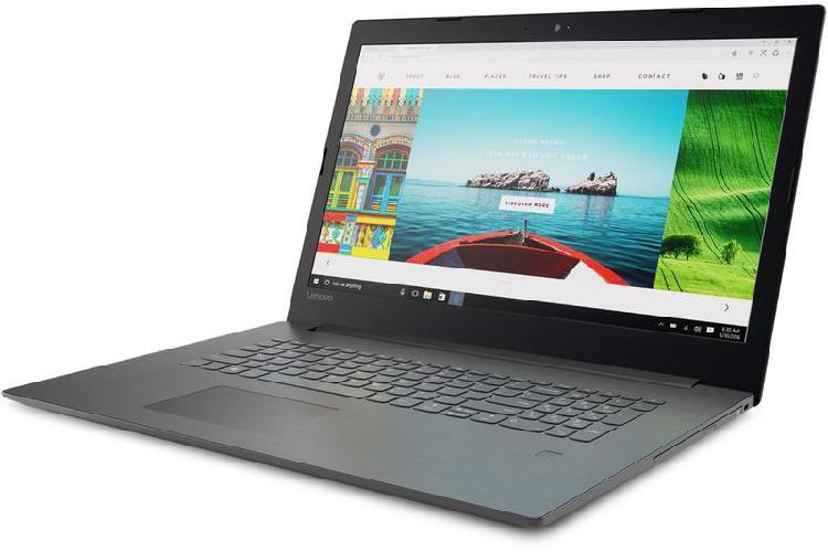 Lenovo ideapad 320, intel core i5-7200 notebook - onyx black