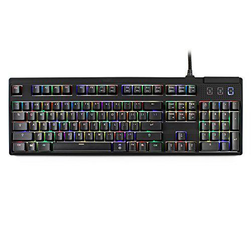 Max keyboard nighthawk pro x programmable mechanical