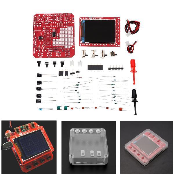 Original jyetech 13805k dso138mini diy digital oscilloscope