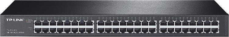 Tp-link 48 port gigabit switch, 48x gbe rj45 ports, ports,