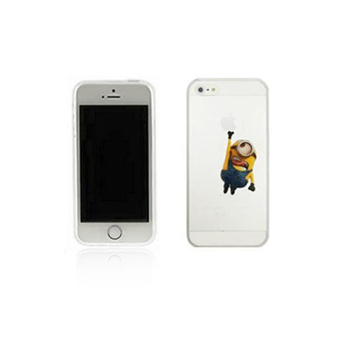Iphone 6/6s case - hanging minion - 1+