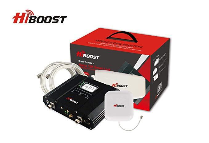 Hiboost 15k smart link cell phone signal booster