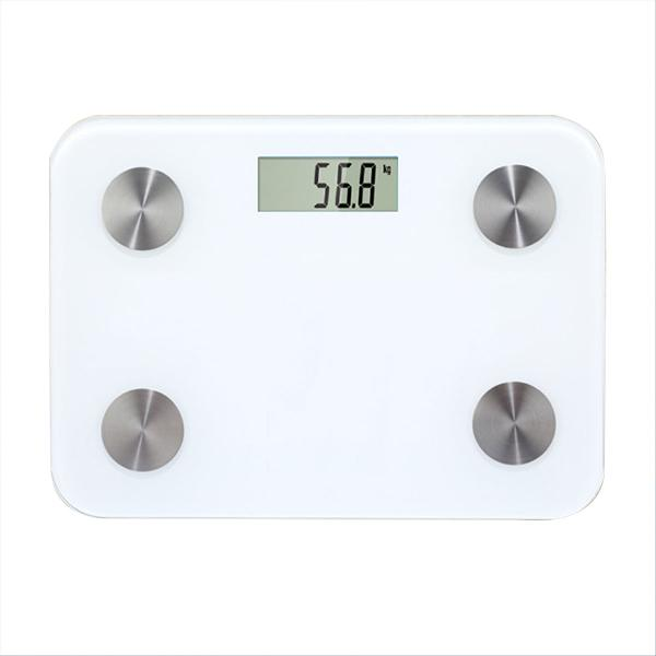 Body fat scale floor scientific smart electronic led digital
