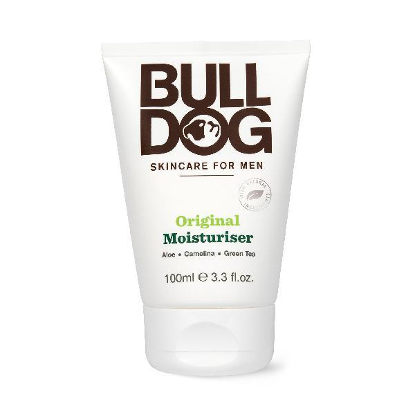 Bulldog original moisturiser for men 100ml