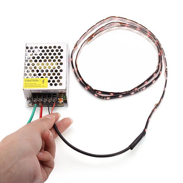 110v-220v to 2a 12v 24w switch power supply for strip light
