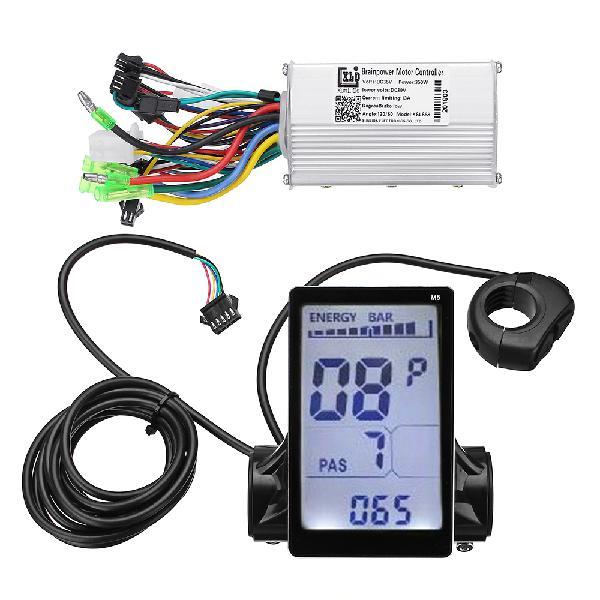 24v/36v/48/60v 250w/350w brushless controller battery speed
