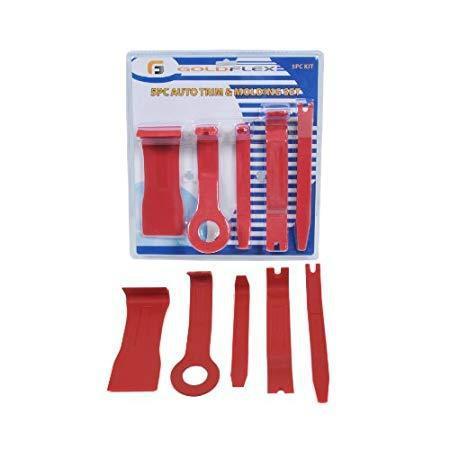 Goldflex 5 piece trim tool removal kit   no scratch body
