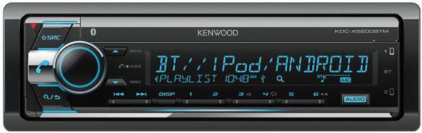 Kenwood kdc-x5200btm usb / cd receiver