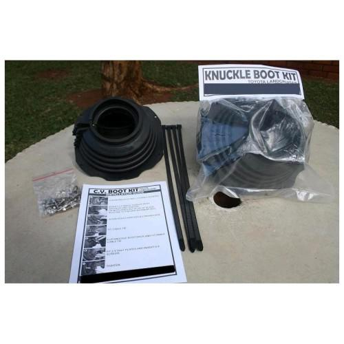 Land cruiser knuckle boot kit