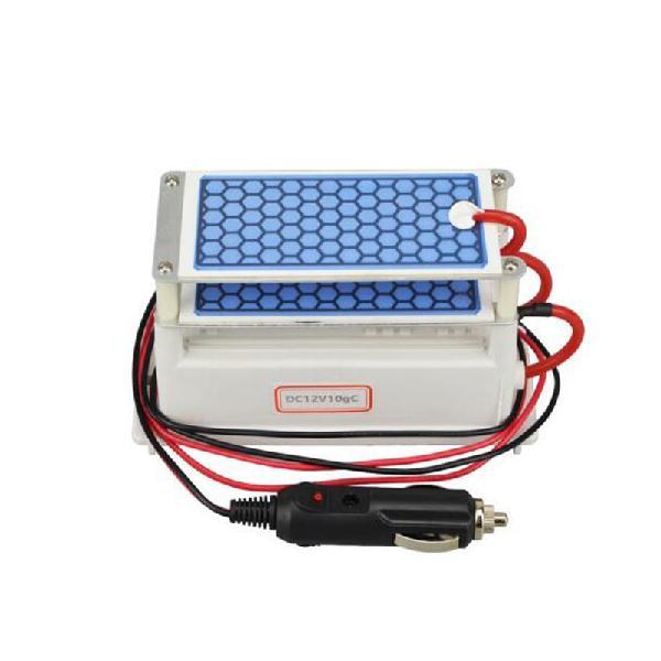 Portable air purifier sterilization clean ozone board