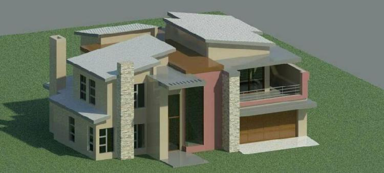 426m² property with approved building plans - currently at