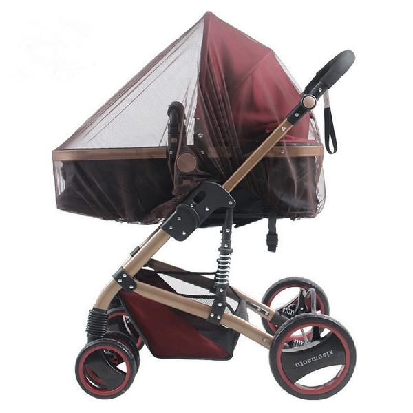 Baby mosquito net for strollers carriers car seats cradles
