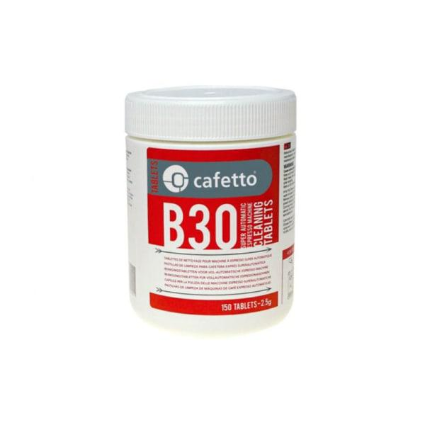 Cafetto b30 bean-to-cup coffee machine cleaning tablets, 150