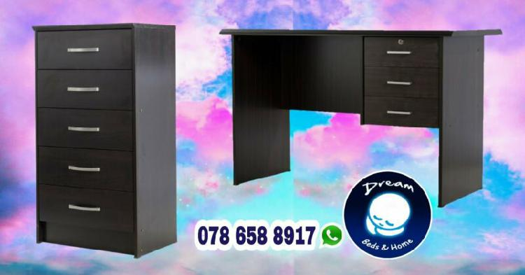Chest of drawers, wardrobes, beds and bedroom furniture -