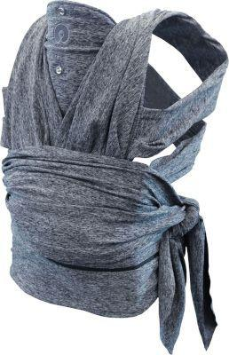 Chicco boppy comfy fit baby carrier (grey)