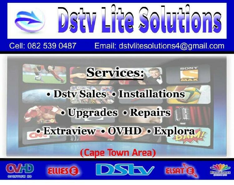 Dstv - multichoice installations - dish installations and