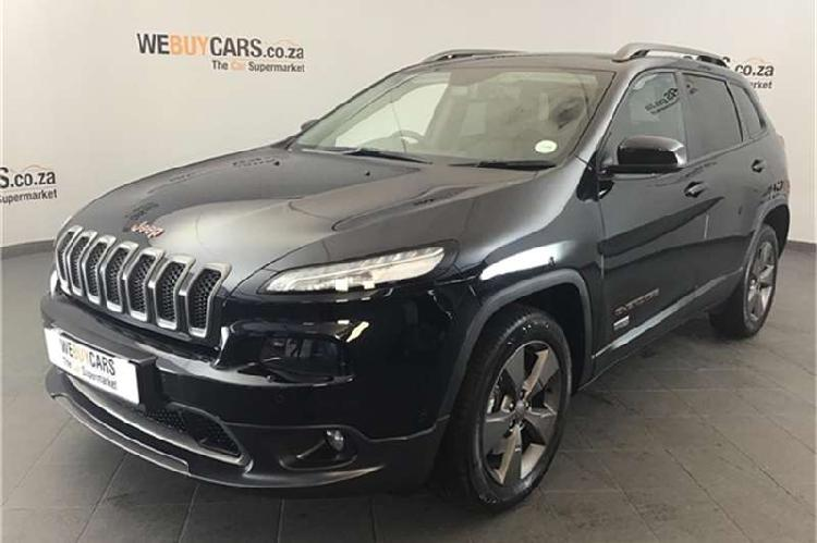 Jeep cherokee 3.2l limited 2018