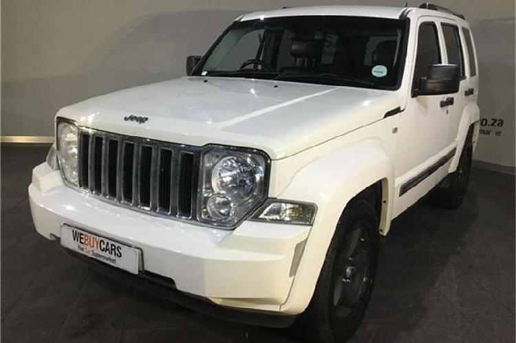 Jeep cherokee 3.7l limited 2010